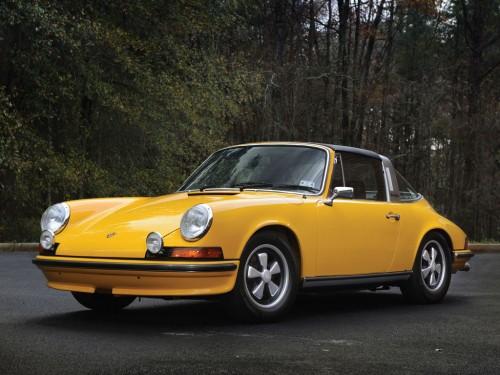ポルシェ 911 E タルガ 1973