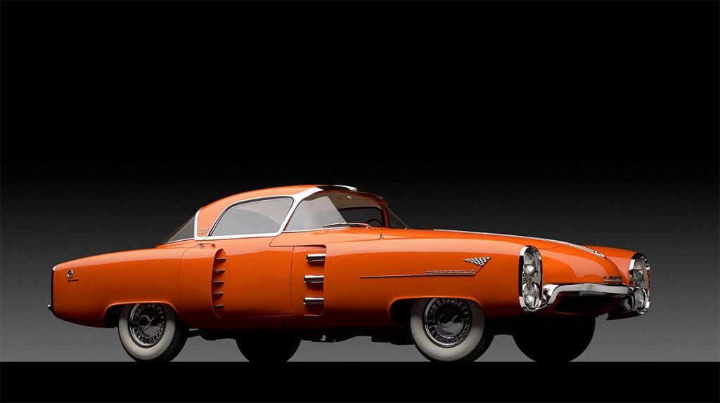 フォード リンカーン インディアナポリス ボーノ クーペ 1955
