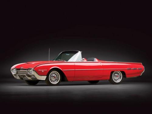 フォード サンダーバード スポーツ ロードスター 1962