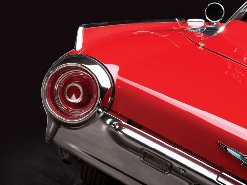 フォード サンダーバード スポーツ ロードスター 1962 ( Ford Thunderbird Sports Roadster 1962 )