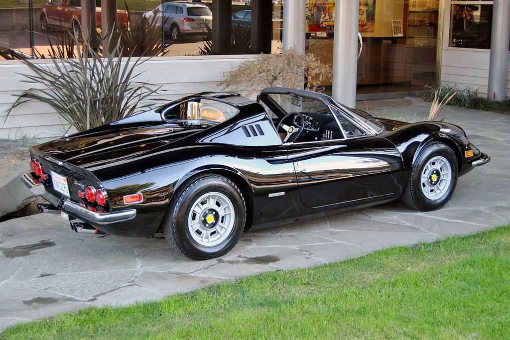 フェラーリ ディーノ 246 GTS 1974 ( Ferrari Dino 246 GTS )