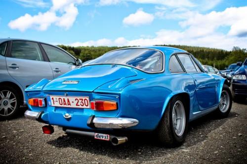 アルピーヌ A110 ベルリネッタ 1300  ( Alpine A110 Berlinette 1300 )