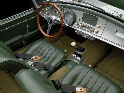 BMW 507 シリーズ II ロードスター 1958