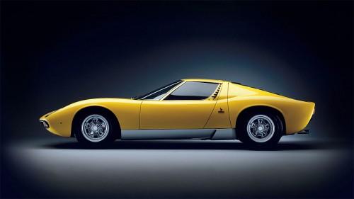 ランボルギーニ ミウラ P400SV ( Lamborghini Miura P400SV 1971 )