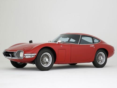トヨタ 2000GT 1968