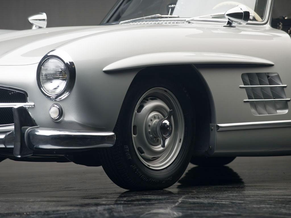 メルセデス・ベンツ 300SL ガルウィング 1955 ( Mercedes-Benz 300SL Gullwing 1955 )