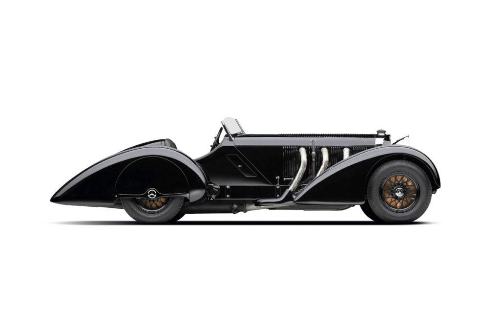 """メルセデス・ベンツ SSK """"Count Trossi"""" 1930 ( Mercedes Benz SSK """"Count Trossi"""" )"""