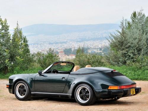 ポルシェ 911 スピードスター 1989 ( Porsche 911 Speedster 1989 )