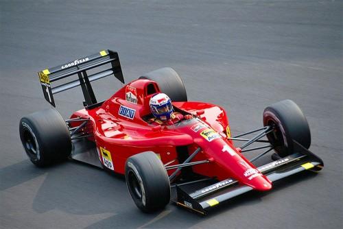 フェラーリ 641/2 1990