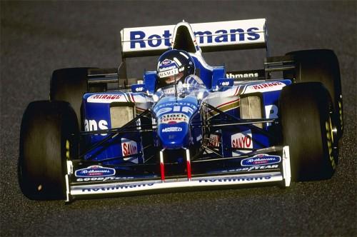 ウィリアムズ FW18 1996