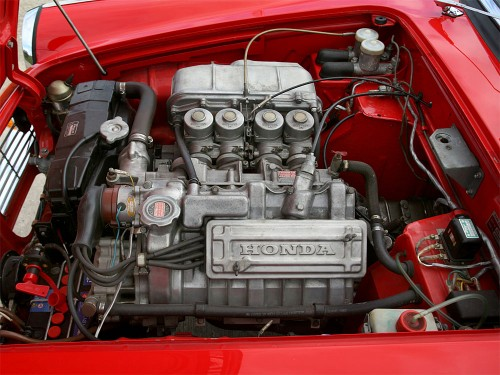 ホンダ S600 1964 ( Honda S600 1964 )