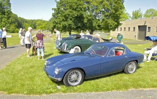 ロータス エリート 1959 ( Lotus Elite 1959 )