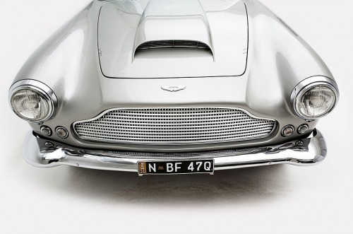 アストンマーチン DB4 シリーズII 1960 ( Aston Martin DB4 Series II 1960 )
