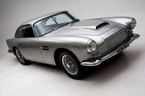 アストンマーチン DB4 シリーズII 1960