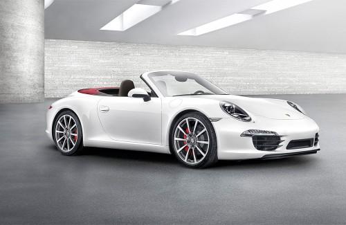 ポルシェ 911 カレラ S カブリオレ 2012