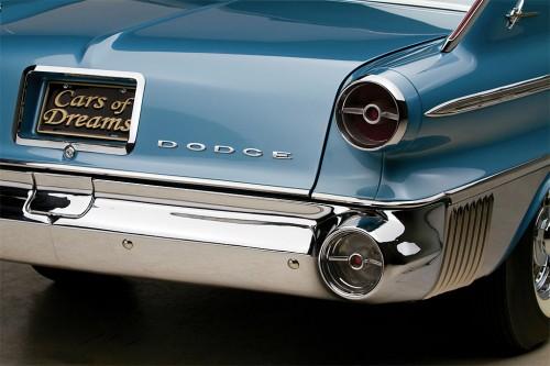 ダッジ ポララ D-500 ハードトップ クーペ 1960 ( Dodge Polara D-500 Hardtop Coupe 1960 )