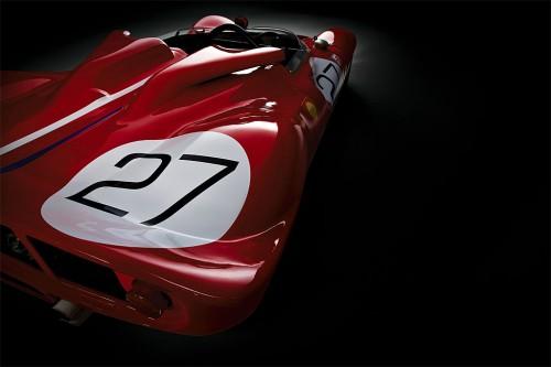 フェラーリ 330 P4 1967 ( Ferrari 330 P4 1967 )