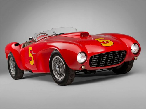 フェラーリ 375 MM スパイダー 1953