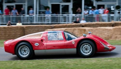 ポルシェ 906 カレラ6 1966 ( Porsche 906 Carrera 6 1966 )