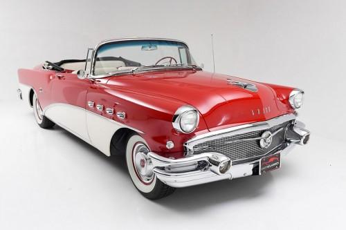 ビュイック スーパー コンバーチブル 1956 ( Buick Super Convertible 1956 )