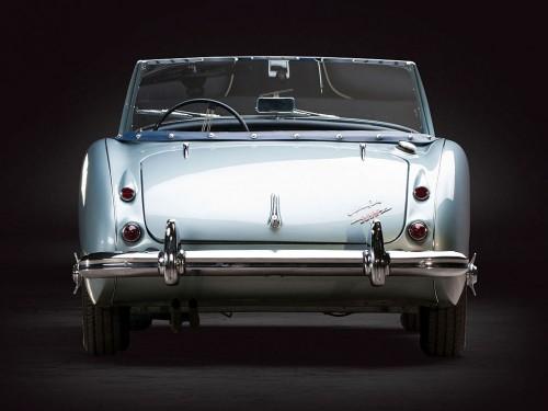 オースチン・ヒーレー 3000 マークI BT7 ロードスター 1961 ( Austin-Healey 3000 Mk I BT7 Roadster 1961 )
