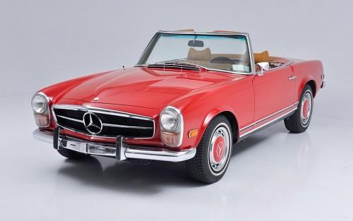 メルセデス・ベンツ 280SL ロードスター 1971 ( Mercedes-Benz 280SL Roadster 1971 )