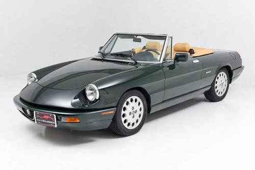 アルファロメオ スパイダー ヴェローチェ 1991 ( Alfa Romeo Spider Veloce 1991 )