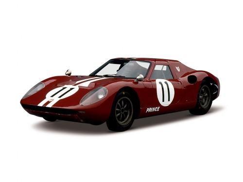 ニッサン プリンス R380 1966