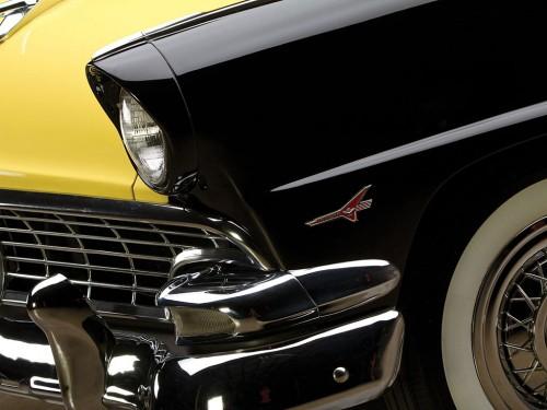 フォード フェアレーン クラウン ヴィクリア 1956 ( Ford Fairlane Crown Victoria 1956 )