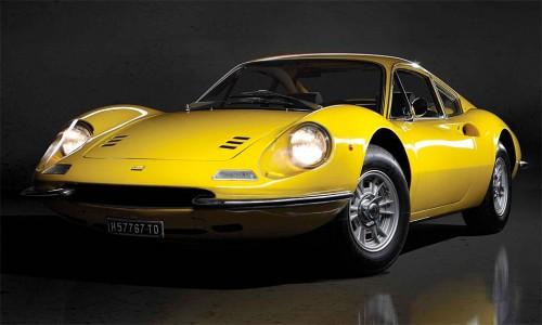 フェラーリ ディーノ 246 GT ティーポL 1970