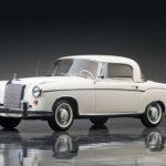 メルセデス・ベンツ 220S クーペ 1959