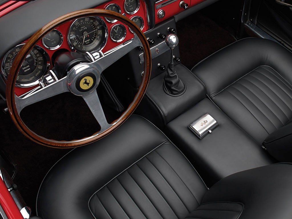 フェラーリ 250GT カブリオレ ピニンファリーナ シリーズII 1961 ( Ferrari 250 GT Cabriolet Pininfarina Series II 1961 )