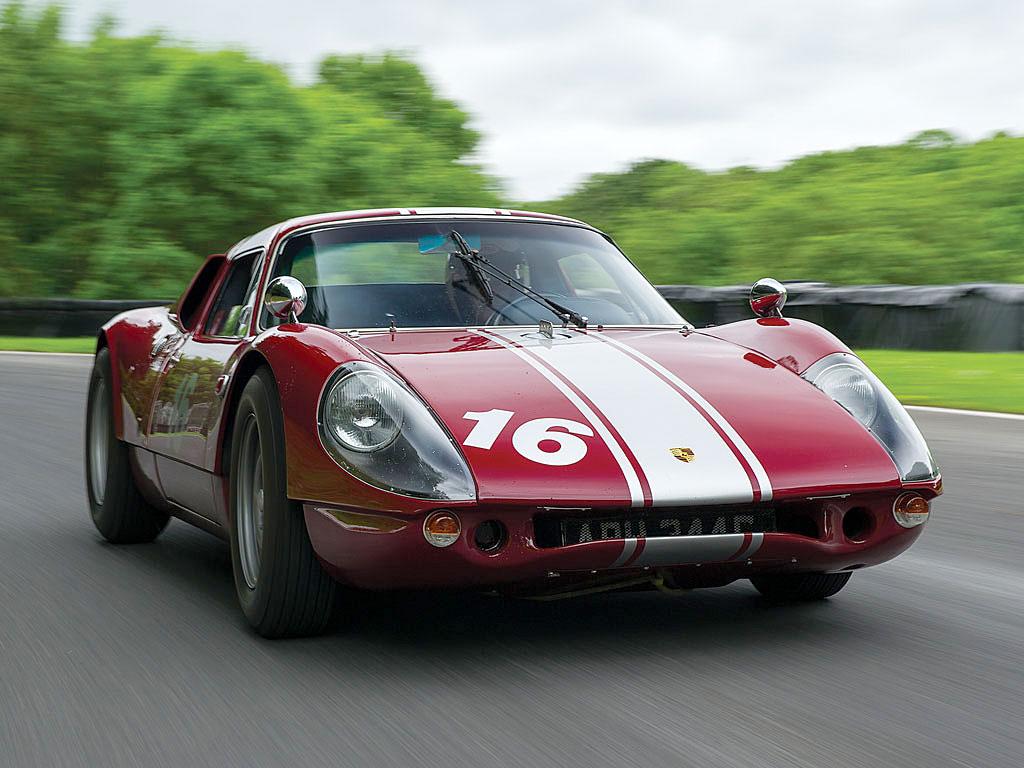 ポルシェ 904/6 カレラ GTS 1965 ( Porsche 904/6 Carrera GTS 1965 )