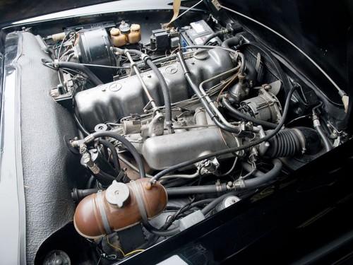 メルセデス・ベンツ 280SL ロードスター ハードトップ 1971 ( Mercedes-Benz 280SL Roadster Hardtop 1971 )