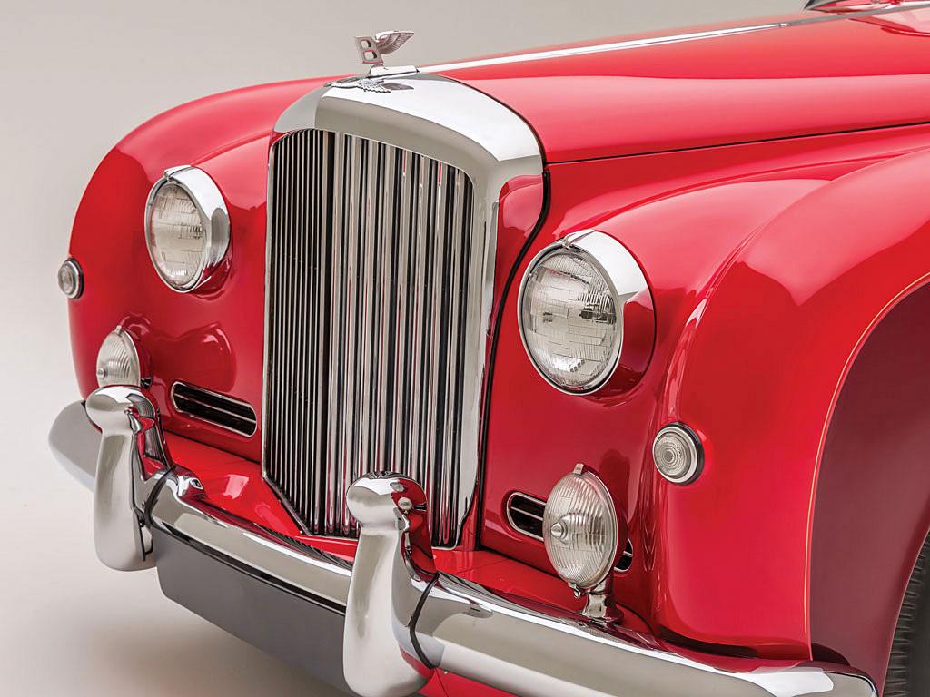 ベントレー S1 コンチネンタル ドロップヘッド クーペ 1956 ( Bentley S1 Continental Drophead Coupe 1956 )