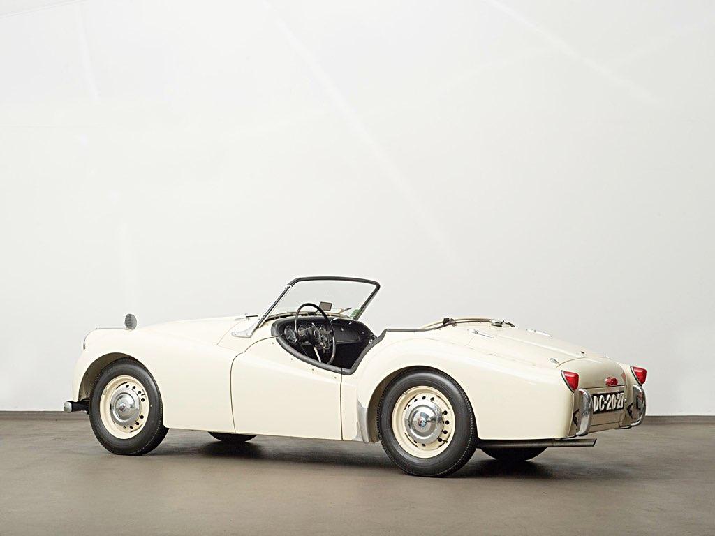 トライアンフ TR2 1954 ( Triumph TR2 1954 )